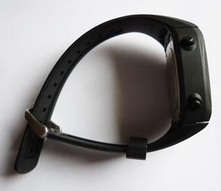新型シルウオッチ腕時計受信機